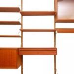 Teak Shelves for Matt Oliver